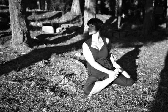 Lyndsay Savage, Savage Lamb Yoga